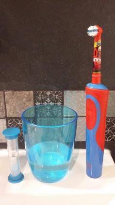 oral b brosse à dents electrique pour enfant test