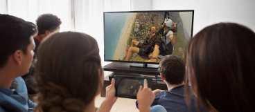 CHROMECAST LIRE SUR TV EN WIFI Source : google image