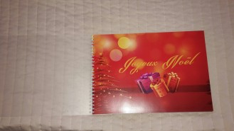 ALBUM PHOTO SOUVENIRS DE NOEL