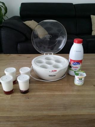 yaourtiere avis test