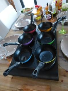 soirée wok idée thème