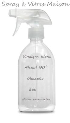 spray vitre