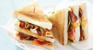 club sanwich source google images