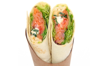 wrap saumon avocat source : google images