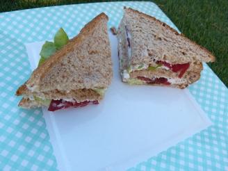mici club sandwich idée pique nique