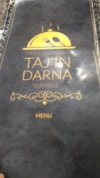 taj'in darna avec terrasse marrakech
