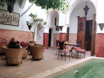 riad dar ganou avis logement a marrakech
