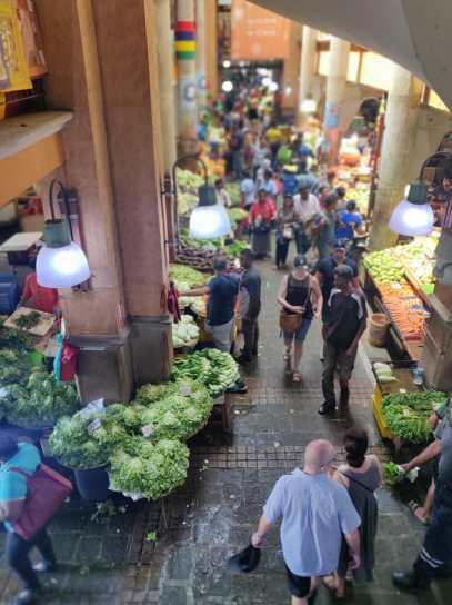 marché de port louis ile maurice