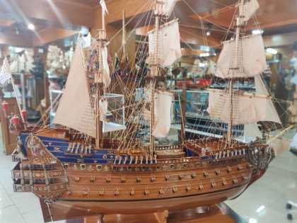 maquette bateau ile maurice