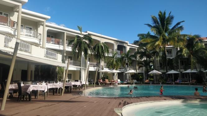 Tarisa hotel nord de l'ile maurice